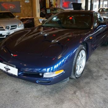 Corvette C5 le mans blue
