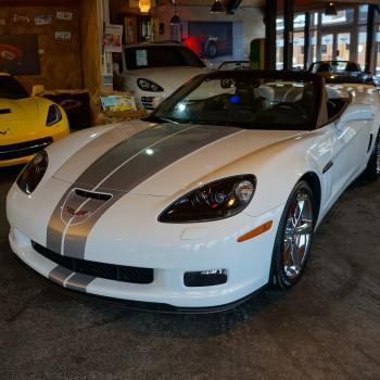 Corvette C6 Grand Sport Cabrio 60th Anni