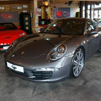 Porsche 991 Coupé