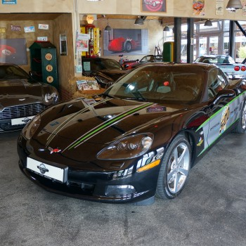 Corvette C6 Coupe Indy 500 Pacecar