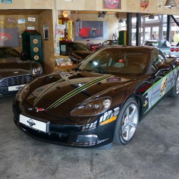 Corvette C6 Coupe Indy 500 Pacecar