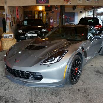 Corvette Z06 ´16