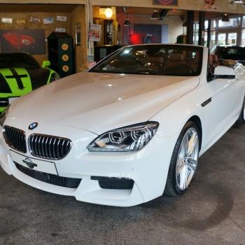 BMW 640i Cabriolet