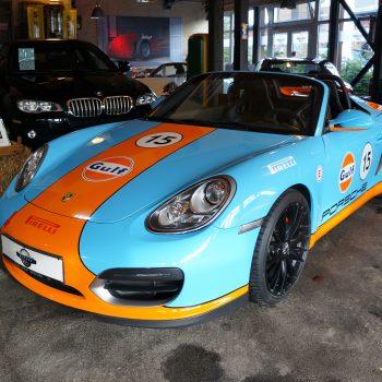 Porsche Boxster Spyder ´11