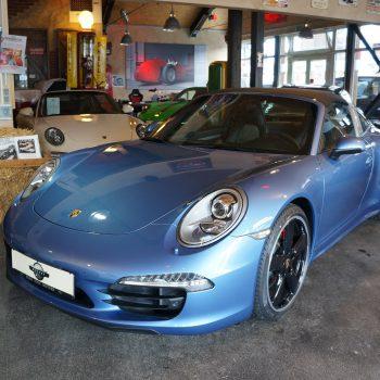 Porsche 991 Targa 4S WLS Italia