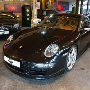 Porsche 997 4S Techart