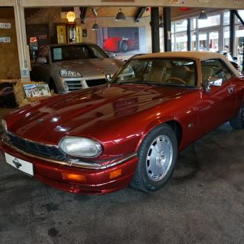 Jaguar XJS Cabrio Celebration