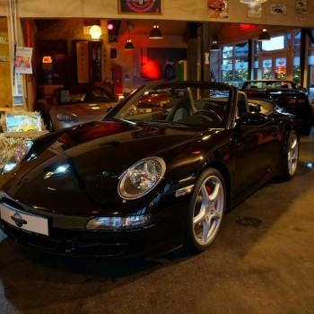 Porsche 997 Cabrio S