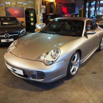 Porsche 996 40 Jahre