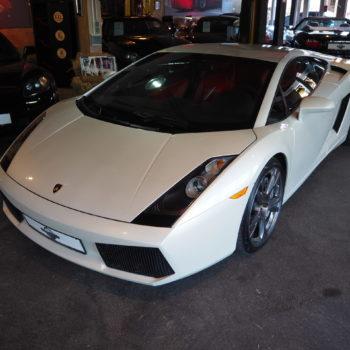 Lamborghini Gallardo LP 520