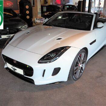 Jaguar F-Type R Cabriolet